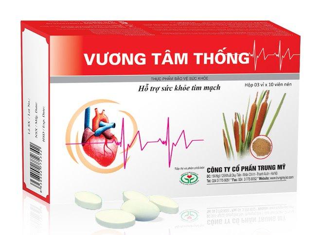 Vương Tâm Thống – Giải pháp tối ưu nhất dành cho người bệnh tim mạch
